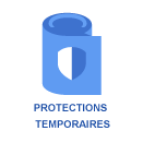 Protections temporaires