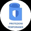 Protezioni temporanee prodotto per barca
