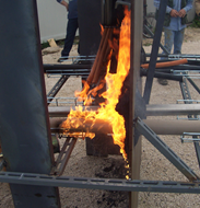 Flame Protection Strips PROTHERM TFP